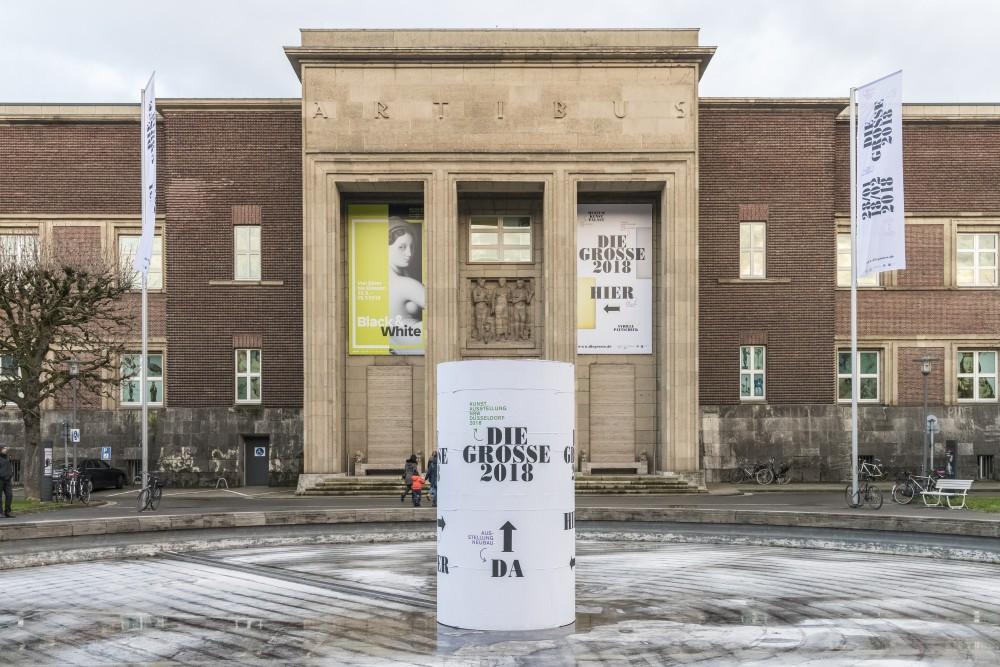Kunstmuseum Kunstpalast und die Grosse 2018
